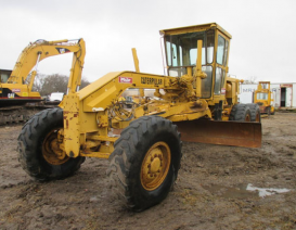 Used Motor Graders For Sale | MY-Equipment com