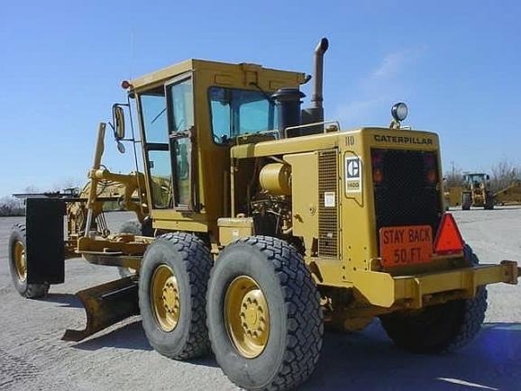 Cat 140G 72V08403