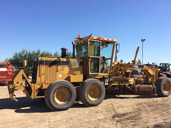 Caterpillar 140H 2zk02700