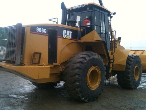 Cat 966GII ANT00212