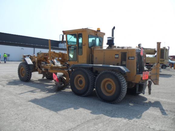 Cat 140G 72V13656