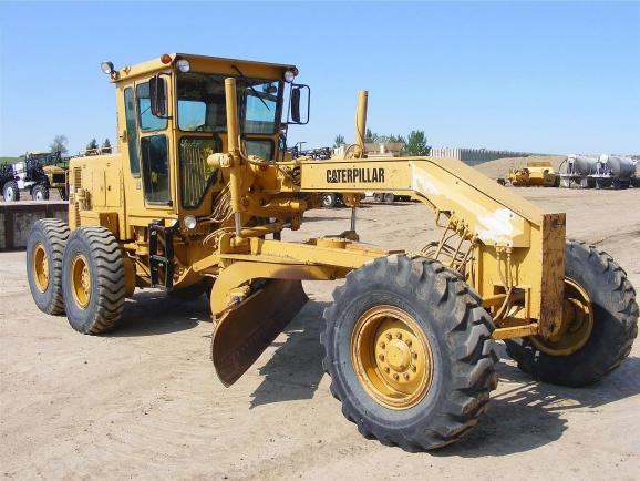 Cat 140G 72V16804