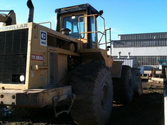 Cat 980C 63X00380