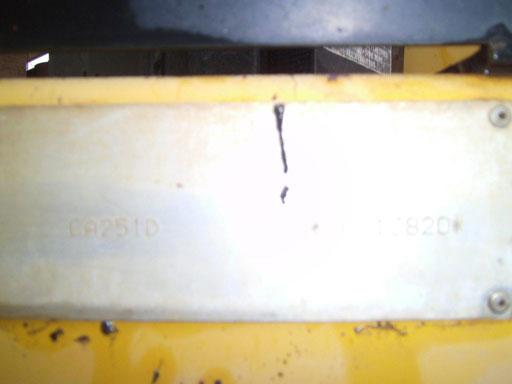 CA 251D 58313820
