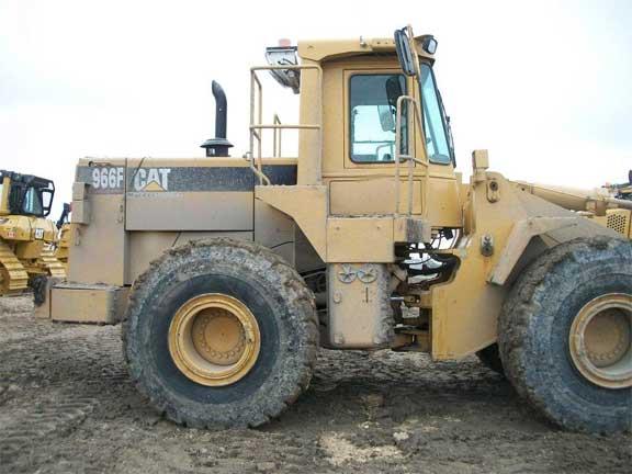 Cat 966F 3XJ01203