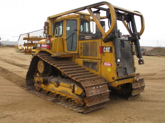 Cat D8N 05TJ02741
