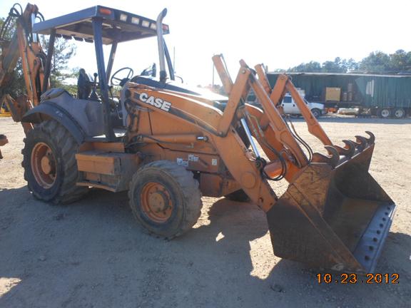 Case 580SM N4C306532