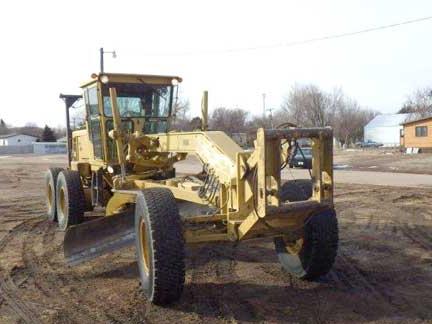 Cat 140G 72V13693