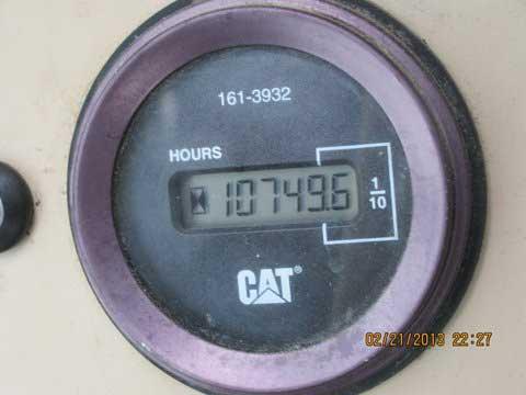 Cat 140H 02ZK07081