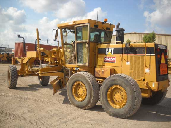 Caterpillar 140H 09TN00476