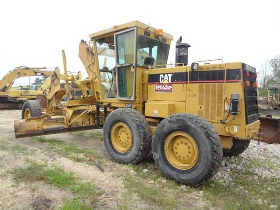 Cat 140H 2ZK01910