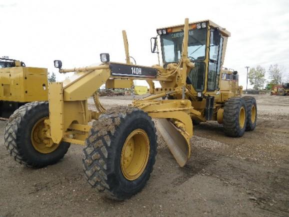 Cat 140H 2ZK05780