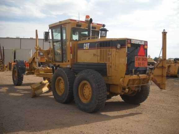 Cat 140H APM00690