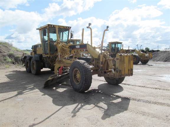 Cat 140H APM02309