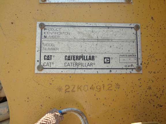 Cat 140H-VHP 2ZK04912