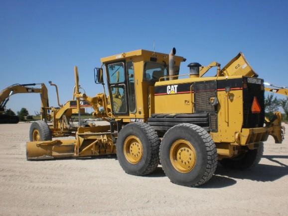 Cat 140H APM01478
