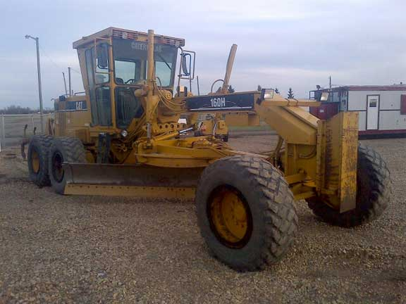 Cat 160H 9EJ00829