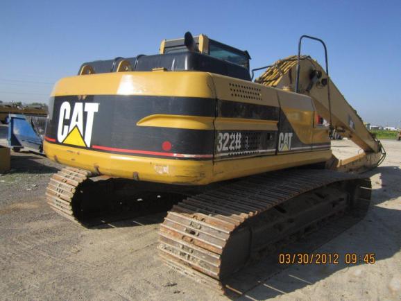 Cat 322BL 1YS01517