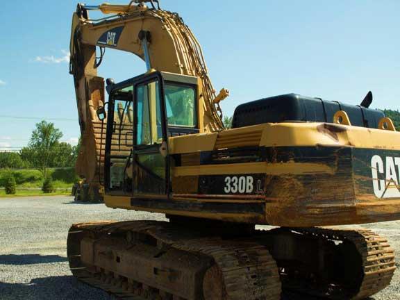 Caterpillar 330BL 6DR04908