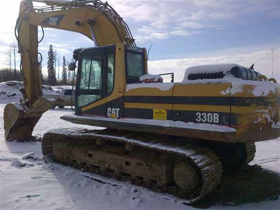 Cat 330BL 6DR05018