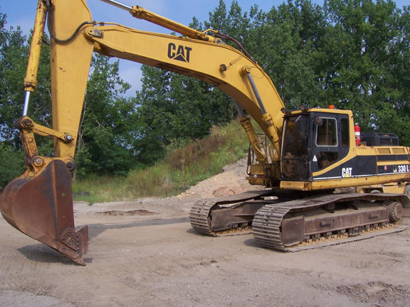 Caterpillar 330L 8FK00498
