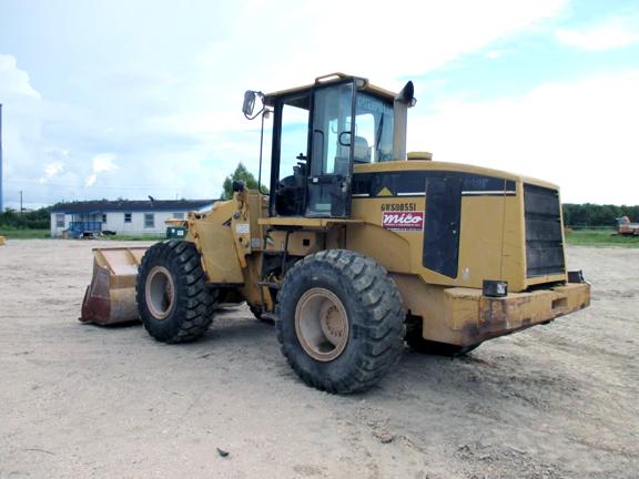 Caterpillar 938G 6WS00551