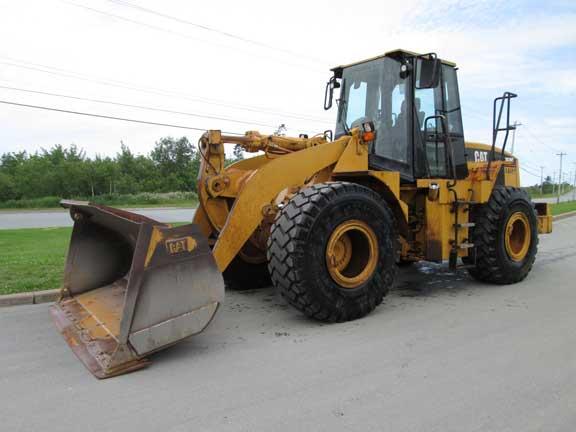 Cat 950G 3JW00187