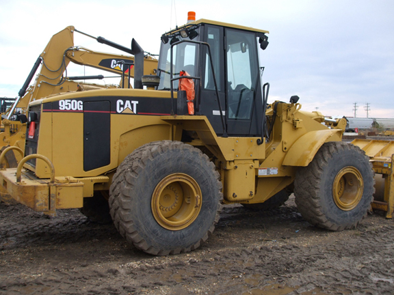 Cat 950G 4BS00554