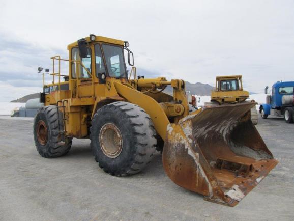 Cat 966F 3XJ01776