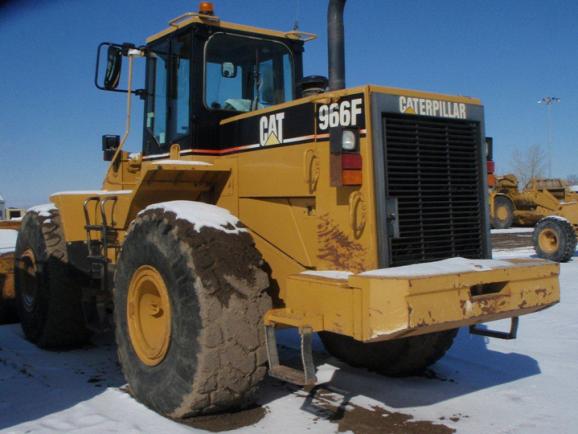 Cat 966FII 1SL02574