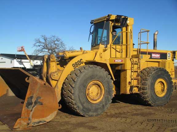 Cat 980C 63X08255