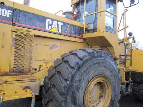 Cat 980F 8JN00615