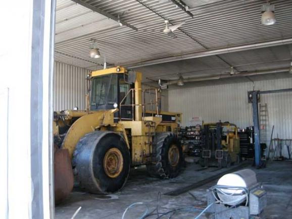 Cat 980F 8JN00675