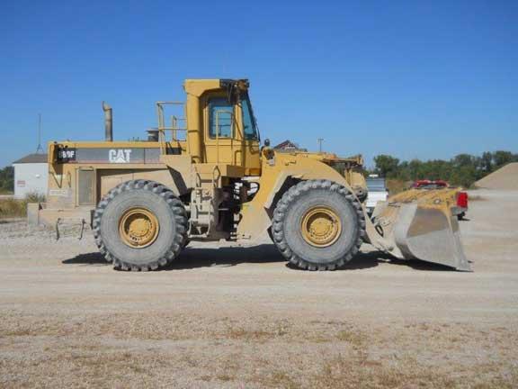 Cat 980F 8CJ01110