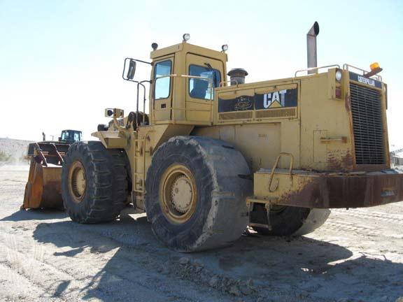 Cat 988B 50W011052