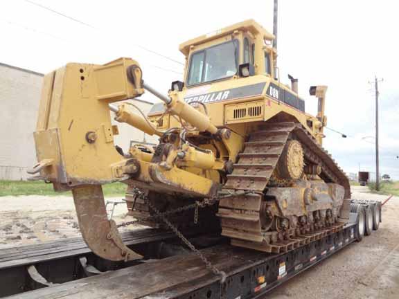 Cat D8N 5TJ01243