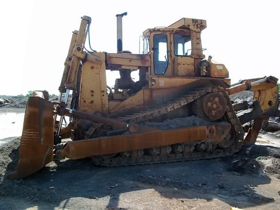 Cat D9L 14Y980