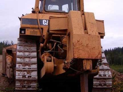 Caterpillar D9N 1JD02527