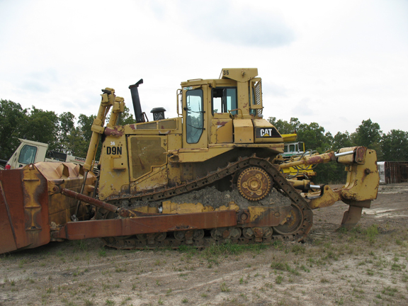 Cat D9N 1JD1547