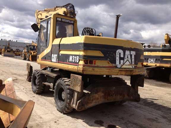 Cat M318 8AL00875