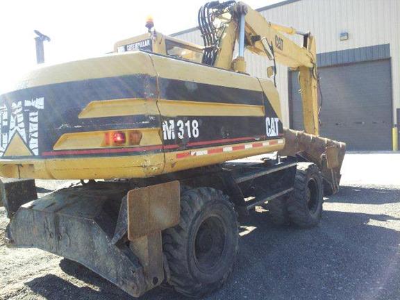 Cat M318 8AL01940