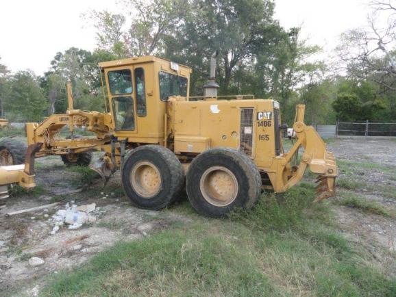 Cat 140G 72V16409