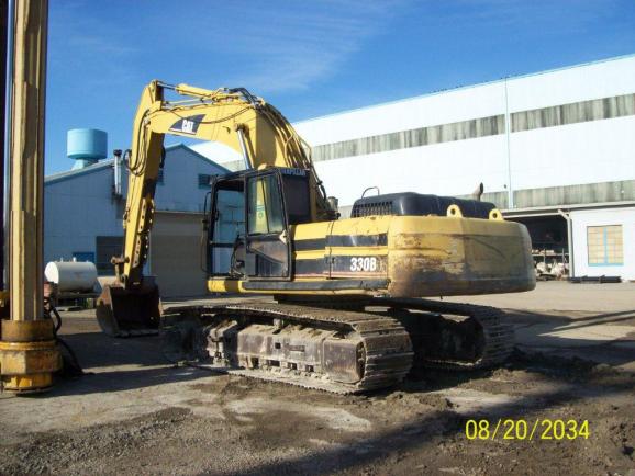Cat 330BL 6DR03265