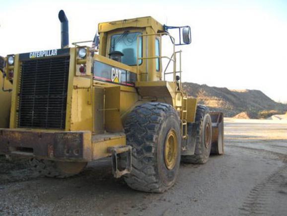 Cat 980F 8CJ01108