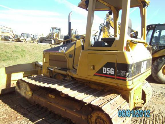 Cat D5GLGP RKG1462