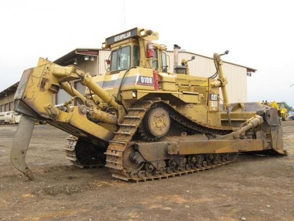 Cat D10R 3KR00906
