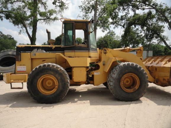 Cat 950Fii 5SK02412