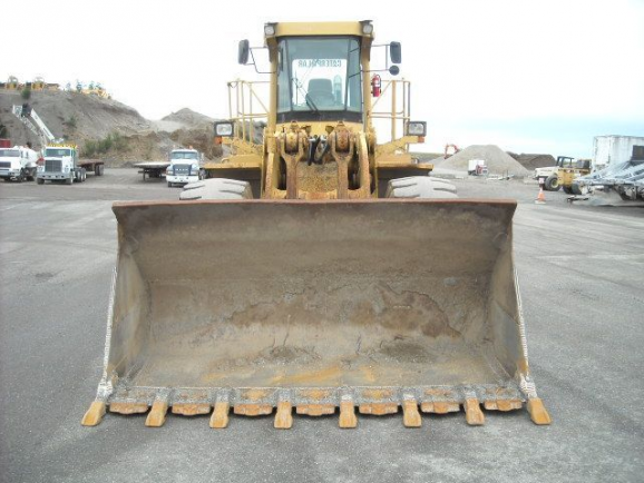 Cat 980F 5XJ00658