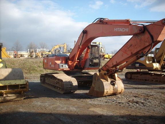 Hitachi EX270LC-5 15JP01069