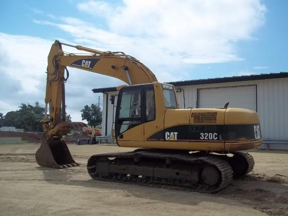 Cat 320CL ANB00230